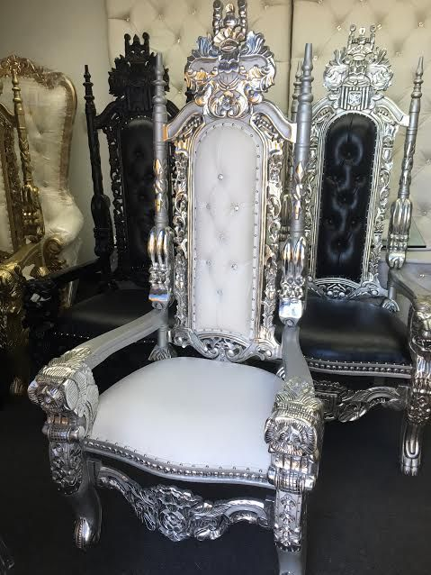 silver-throne-chair